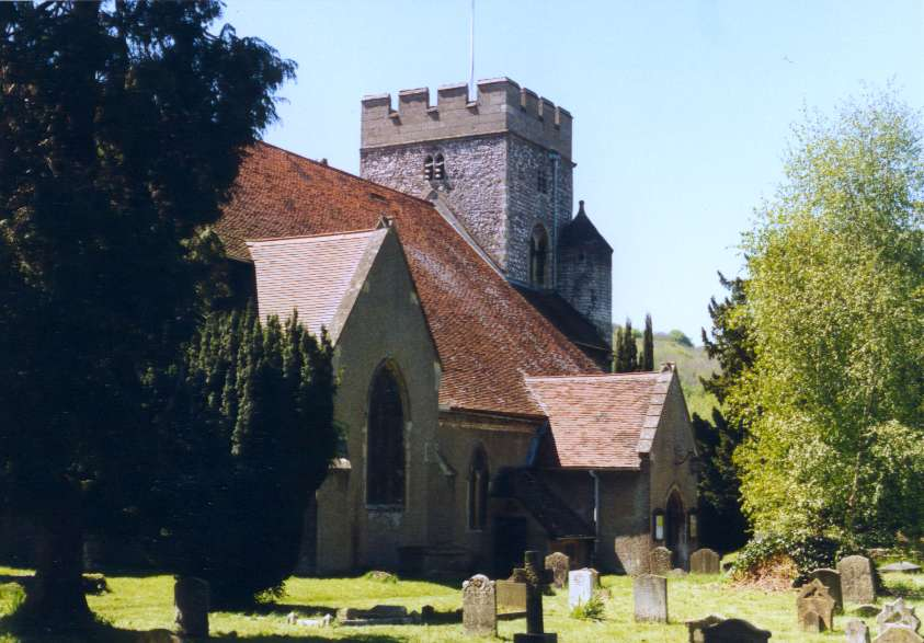 Goring St Thomas' Church